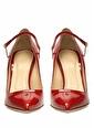 Beymen&Designer Ayakkabı Kırmızı